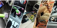 Wholesale Millet official flagship store of the real thing Millet double USB car charger metal car output one of two