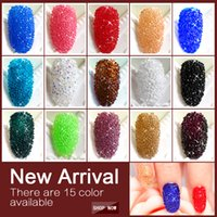 Wholesale New Crystal Pixie For D Nail Micro mm Mini Zircon Nail Rhinestones Decoration DIY pack