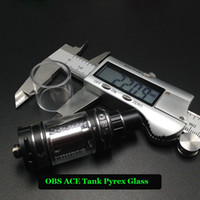 ace factories - OBS ACE Tank Pyrex Glass OBS ACE Tank Glass Tube OBS ACE Tank Replacement Glass Tube With Factory Wholesaler
