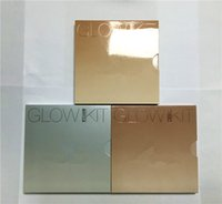 Wholesale New Item Ana Glow Kit Makeup Face Blush Powder Blusher Palette Cosmetic Blushes Shades Gleam That Glow Sun Dipped with