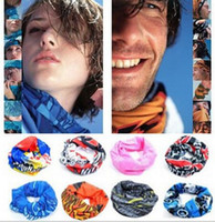 Wholesale Magic towel sunscreen scarf riding a bike cold wind dust mask outdoor