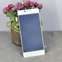 assembly stables - Stable Quality White Color Touch Screen LCD Display Assembly Screen Protector For Kazam Tornado