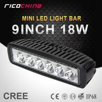 Wholesale 2PCS quot W MINI LED BAR V LED WORK LIGHT SPOT FLOOD FOG LAMP FOR OFF ROAD BOAT TRUCK ATV x4 LED DRIVING LIGHT