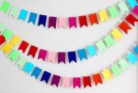 army pride - Rainbow Garland rainbow party flag garland rainbow bunting birthday decor paper bunting decoration shower decor pride rainbow flag