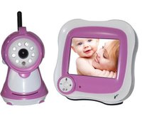 Wholesale 2016 G Wireless Inch LCD Digital Video Talk Baby Monitor Li Battery with IR Night Security Camera from lomefo