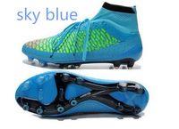 spike ball - Discount Soccer Shoes Magista Obra FG ACC Football Shoes Men Soccer Cleats TPU Football Boots Outdoors Ball Sports Shoes Hi Cut Athletics