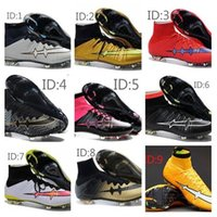 ankle b - 2015 v original Magista Superfly FG Soccer Shoes Cleats Quality Magista High Ankle Football Boots Shoes