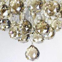 bamboo woven flooring - 10pcs mm crystal glass chandelier pandent ball free10piece hook wedding amp ball chandelier garland strand strand woven bamboo floor