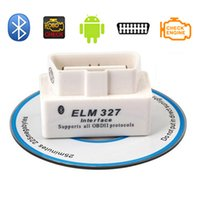 Wholesale High Quality Mini Elm Bluetooth V1 OBD OBD2 Car Scanner Interface Elm327 OBDII Diagnostic Scanner Tool