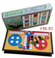 Wholesale 2014 HOT CM ABS Kids and Adult Contest Chess Game for High Class Game set