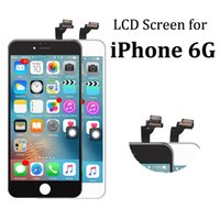 bar items - for iPhone black Grade AAA LCD Display Touch Digitizer Complete Screen with Frame Full Assembly Replacement for iPhone lcd screen Item