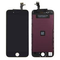 Wholesale For iPhone LCD Digitizer Full Assembly OEM Replacement LCD Touch Screen Black White