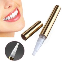 best care dental - Brand Best Teeth Whitening Pen with Carbamide Peroxide Soft Tooth White Brush Cleaning Stain Remover Dental Care Whitener Gel ml