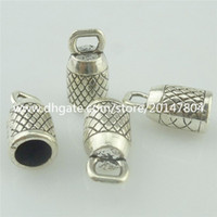 Wholesale 15536 Alloy Vintage mm Cap Jewelry Bail Chain End Bead Tassels Finding