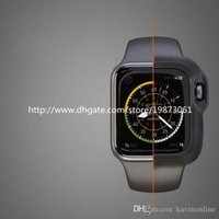 Wholesale For Iwatch Cases Color Apple Watch Case TPU Silicone Soft Cover For Apple Watch mm mm Iwatch DHL