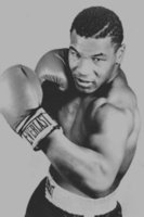 art mike - A541 Mike Tyson Black and White color The Champion Boxer Boxing Art Silk Poster x36inch