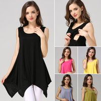 Wholesale Fashion Maternity clothes maternity tops Maternity Shirt nursing clothes Nursing Top Breastfeeding tops pregnancy clothes For Pregnant Women