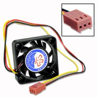 Wholesale Replace For Computer PC VGA Video Card Heatsink Cooler Cooling Fan mm x mm V Pin