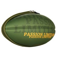 american fitness equipment - Folding American Football Shape Duffel Storage Bag Sports Bag with Shoulder Strap Outdoor Fitness Equipment Accessory order lt no track