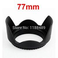 Wholesale 5ni1 mm UV Filter CPL Filter FLD Lens Filter lens cap Flower Petal Lens Hood For N D7000 D5100 D5000 D3200 D3100 D3000 Lens