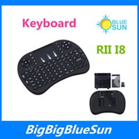 airs play - Air Mouse Wireless Handheld Keyboard Mini I8 GHz Touchpad Remote Control For CS918 MXIII M8 TV BOX Game Play Tablet Mini PC