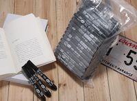 Wholesale 100pcs black permanent marker pen set oil mark pen set factory price cheap oily marker pen