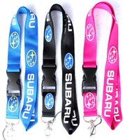 age logo - 2016 fashion beautiful Subaru car logo Lanyard Neck Strap Men of all ages