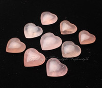 art to heart - 1 PC Natural Rose Quartz Crystal Heart Healing Lucky Gift Small F204 FFS natural crystal
