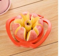 apple cooking - Slicer Cutter Corer Apple Easy Cut Fruit Knife Cutters for Apple Pear Kitchen Tools Household Multi functional Stainless Steel Cook Chopper