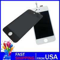 Wholesale For iPod Touch LCD Screen Replacement Digitizer New LCD Display Touch Screen Digitizer Assembly Fit For iPod Touch G th