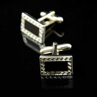 Wholesale Stainless Steel Vintage Retro Disu Mens Dress Wedding Party Gift Cufflinks C00194 SMAD