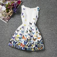 Wholesale fashion girl kids girls clothes cotton frocks children frocks designs