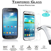 alpha box - Tempered Glass Screen Prorector Samsung Galaxy Avant G386T Galaxy Alpha G850F Style DUOS Core Mega P709 i9150 without Retail Box