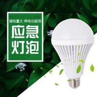 Wholesale Led bulb ball bubble lamp energy saving lamp plastic ball bubble lamp emergency light w w w