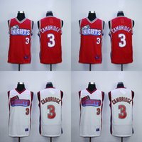 basketball mike - 2016 New Style Like Mike Movie Jersey Knights Team Cambridge Men s Los Angeles Hollywood Stitched Basketball Jerseys