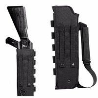 ak bag - tactics gun bag Hunting Shotgun Scabbard Molle With Shell Pouch For Short Barrel AK series dedicated