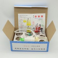 Wholesale Chinese Modern Vacuum Healthy Cupping Set Massage Therapy Suction Apparatus