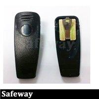 Wholesale 10 X battery belt clip for Motorola GP328 GP329 GP338 GP339 GP360 GP380 two way radio accessories