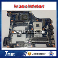 Wholesale 100 working laptop motherboard for lenovo G580 LA P mainboard all fully tested Z