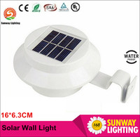led solar lights - Solar Lights for garden solar led wall lighting outdoor Automatic light Solar roof lamp IP55 leds DHL
