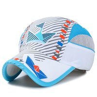 Wholesale 2016 New arrivel good quality sports cap outdoor hat summer sunny hats snapacks child caps size free