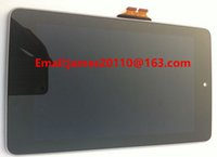 Wholesale High Quality ME370T LCD display With Touch Digitizer Screen with frame for ASUS Google Nexus