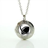 ball brothers - New fashion cute cartoon ball pendant necklace Newest mix sportrugby football locket jewelry for father and brother gift NF087