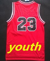 Wholesale 13 colors Cheap Retro basketball Jerseys Super quality Embroidery All Tags Youth Kids Shirts cheap Basketball Jerseys
