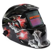 Wholesale Cool Pro Solar Welders Mask Auto Darkening Welding Helmet Arc Tig mig Grinding MAC_10Q