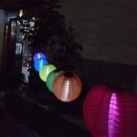 balcony rails - D solar lights outdoor waterproof lantern garden balcony railing Landscape Light Solar string