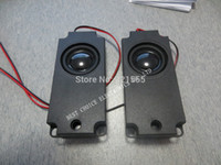 Wholesale R W LCD TV plastic horn speaker speaker CM