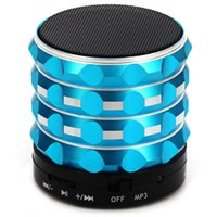 Wholesale Newest K2 Mini Wireless Bluetooth Speaker Super Bass Loudspeakers Support TF Card FM Radio For IOS Android Mobile Phone Altavoz