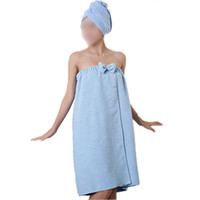 adult sponge bath - FSLH Bath Adult Children Towel Headband Blue