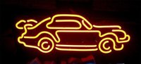 auto racing club - NEON SIGN For Car Racing Auto Lamp LED Custom Store Display Beer Bar Pub Club Lights Signs Shop Decorate Real Glass Tube Bulbs